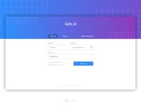 Register User Interface