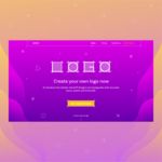 Web Above the fold UI Design