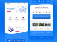 4Nesia Landing Page