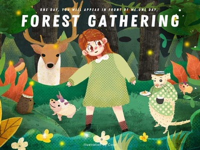 Forest gathering