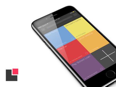 Lista App Preview identity design ios logo sketch ux ui