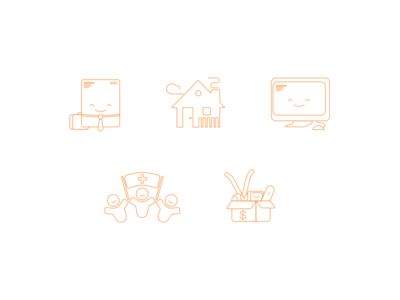 Onboarding illustration sketch icon product illustration icons