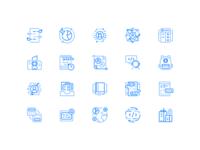 New GitHub icons