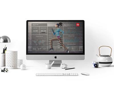 Stylish workspace with Apple iMac (FREEBIE) imac workspace psd photoshop photorealistic mock-up mockup high-resolution free apple
