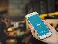 gold iphone blurred bg 1 - Gold iPhone With Blurred Background (FREEBIE)