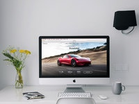 imac on white table 2 - iMac On A White Table (FREEBIE)