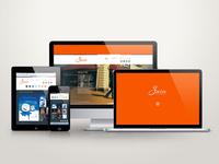Saiadesigns.com responsive showcase