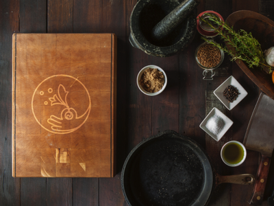 Spice n Soul - Sit Down Menu sweden hyderabad identity logo colourful indian packaging menu food