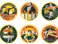 Badges for TruWeight