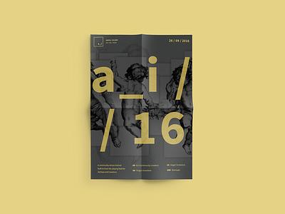 Poster festival design poster