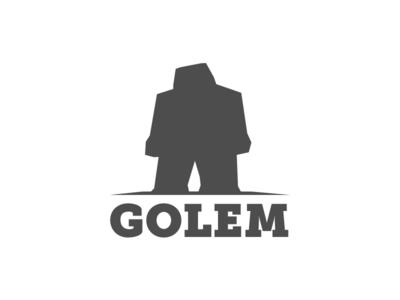 Golem Logo logo