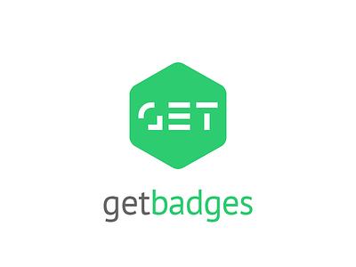 Alternative Logo branding concept gasification badge logo