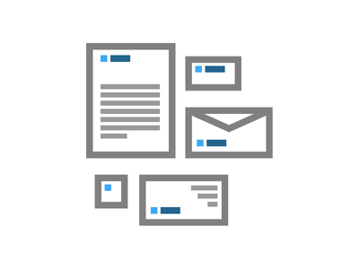 Branding minimalistic ci logo branding icon