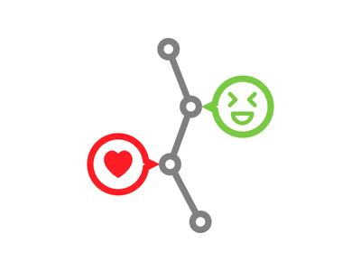 User Experience Minimalistic Icon