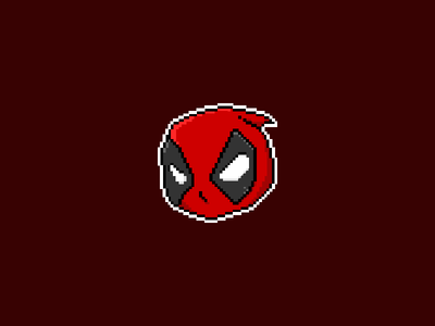 Pixel Deadpool