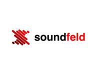 Soundfeld logo design