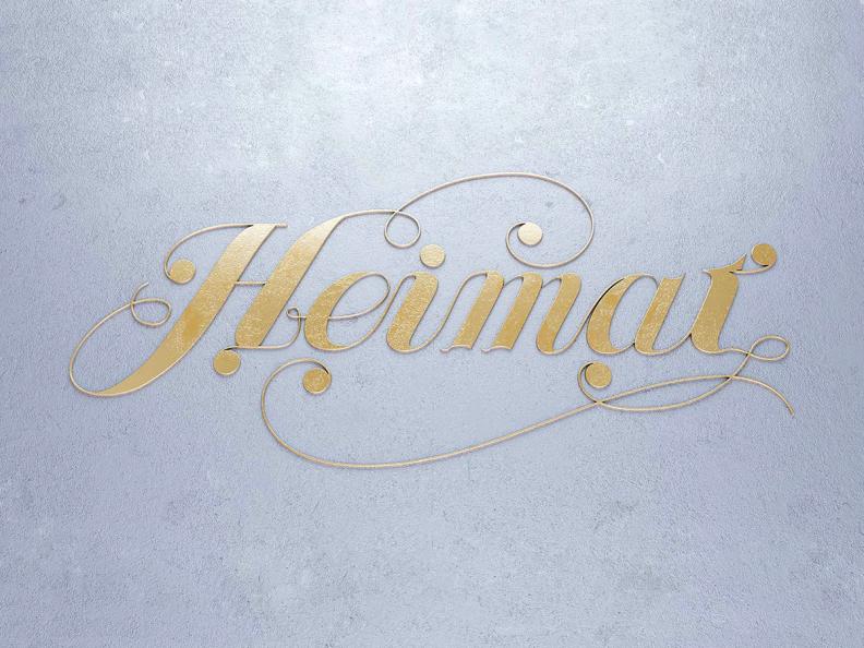 Heimat Logo Development