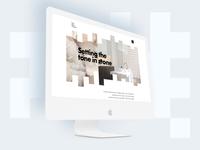Van Den Weghe - Website identity rebranding uxdesign uidesign digital design branddesign webdesign visual design responsive branding website