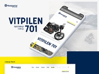 Vitpilen redesign behance