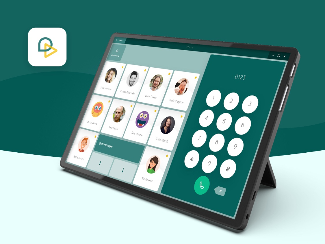 MindExpress 5.0 touch application digitaldesign branding uxdesign uidesign tool