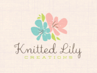 Knitted Lily Logo 1