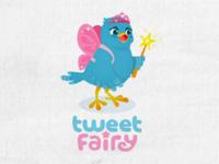 Tweet Fairy Logo