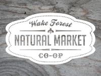 Wake Forest Natural Market Co-op Logo