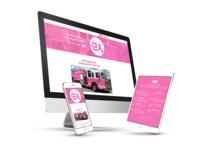 Pink Truck Tour Website
