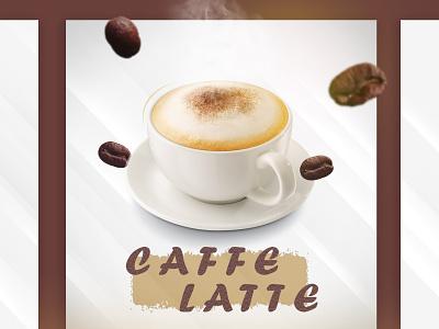 CAFFE LATTE advert advertising socialmedia thehub-edit creartmood manipulation photomanipulation photoshopartwork illustration digitalart design imagine creativeart photoshop