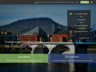 Air Pollution Alert Website sketch design ux ui
