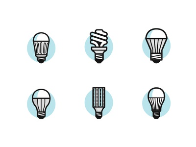 LED Lighting luminosity power electricity lighting light bulb led