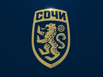 Soccer club Sochi