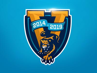 Logo hockey team