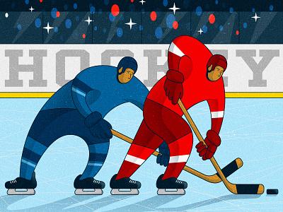 Hockey illustration vector hockey player hockey player hockey club graphicdesign sport illustration ice hockey