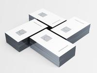 Aluminium Hussars   Business card   alt version