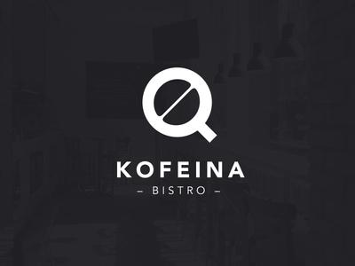 Kofeina | logo typography corporate identity logo