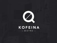 Kofeina | logo