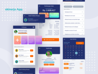 UI UX : eKinerja Kabupaten Tuban desktop build application building project management project designs ui ux development adobe xd android application design application design app app web design ui ux