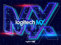 MX Mark for Logitech challenge rat logitech mx master mx master cool awesome branding mark logomark logotypes design mouse master logi text logo logotype playoff logitech