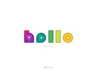 Typhography : Hello