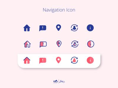Icon : Navigation