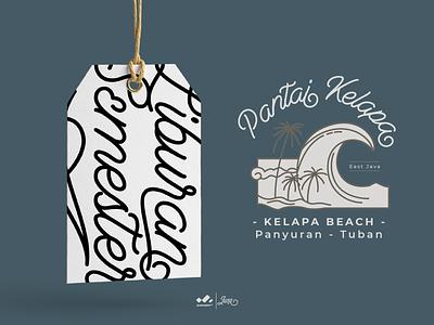Liburan Semester favourite berliana download free pantai pantai kelapa holiday typeface font