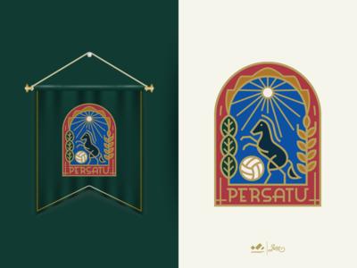 Design a Pennant for Persatu Tuban