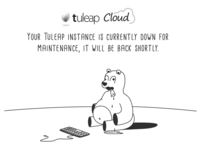 When your Tuleap Cloud is down...