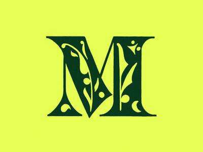 36 days of type - M
