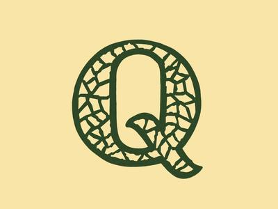 36 days of type - Q