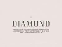 Diamond /// Luxury Serif