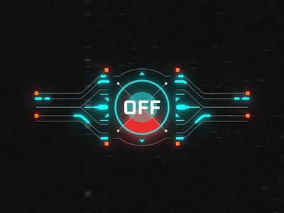 Futuristic HUD digital futuristic motion design animation future grunge glitch scifi sci-fi hightech neon light ae after effects aftereffects overlay overlays hud cyber punk cyberpunk