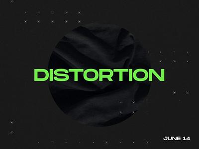 Glitch Typography dark neon hud motion graphic video aftereffects distorted text grunge effect distortion glitch branding typography motion animation cyberpunk