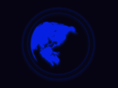 Dark Blue Globe corona quarantine medical design against covid-19 icon set animated icons world after effects template inspiration animation 2d animation corona virus covid-19 covid covid19 virus coronavirus